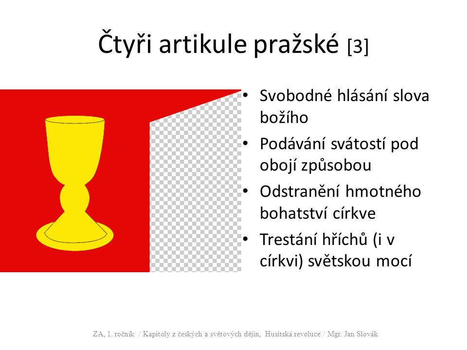 Čtyři artikule pražské [3]